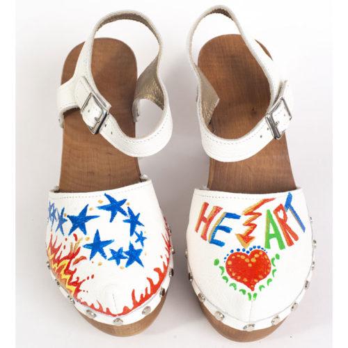 zoccoli e sandali artigianali made in italy in pelle